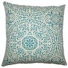 Kiasax Damask Throw Pillow Size: 20