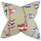 Collins Flags Floor Pillow