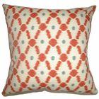 Dixie Geometric Floor Pillow