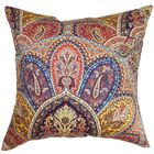 Dominique Paisley Floor Pillow