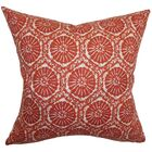 Cabella Floral Floor Pillow
