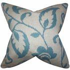 Evendale Floral Floor Pillow