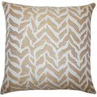 Dravis Geometric Floor Pillow