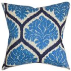 Priya Floral Bedding Sham Size: Standard, Color: Blue