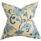 Duscha Floral Throw Pillow Size: 24