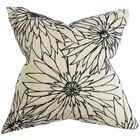 Phedora Floral Bedding Sham Size: Queen