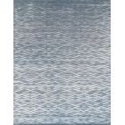 Modern Hand-Knotted Gray Area Rug Rug Size: 8'2