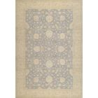 Sultanabad Hand-Knotted Light Gray/Beige Area Rug