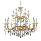 Jolivet 18-Light Candle Style Chandelier