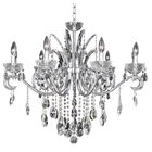 Catalani 9-Light Candle Style Chandelier