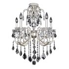 Praetorius 5-Light Candle Style Chandelier Finish: French Gold / 24K, Crystal: Firenze Clear