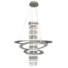 Giovanni 5-Light Novelty Chandelier Crystal: Swarovski Elements Clear