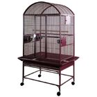 Cleveland Large Dome Top Bird Cage Color: Sandstone