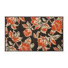 Jaya Carlisle Orange Indoor/Outdoor Area Rug Rug Size: 5' x 8'