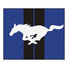 Ford - Mustang Horse Tailgater Mat Rug Size: 5' x 6'