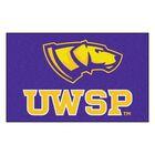 Collegiate NCAA University Of Wisconsin-Stevens Point Doormat