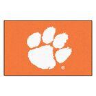 Collegiate Clemson University Doormat Mat Size: Rectangle 5' x 6'