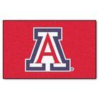 Collegiate University of Arizona Doormat Mat Size: Rectangle 5' x 8'