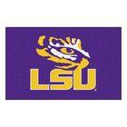 Collegiate Louisiana State University Doormat Mat Size: Rectangle 5' x 8'