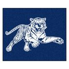 Collegiate Jackson State University Doormat Mat Size: Rectangle 5' x 6'