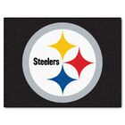 NFL - Pittsburgh Steelers Ulti-Mat Mat Size: 5' x 6'