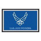 MIL U.S. Air Force Doormat Mat Size: 4' x 6'