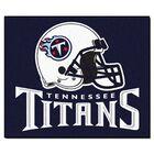 NFL - Tennessee Titans Doormat Mat Size: 5' x 6'