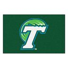 Collegiate NCAA Tulane University Doormat