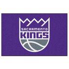 NBA - Sacramento Kings Doormat Mat Size: 5' x 8'