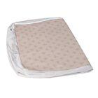 Claret Dog Bed Cover Color: Beige, Size: Large (30