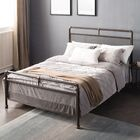 Branden Mesh Design Panel Bed Size: Full