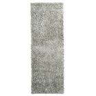 City Shag Silver Area Rug Rug Size: 9' x 12'