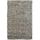 Carida Natural Hand Woven Purple/Beige/Green Area Rug Rug Size: 4' x 6'