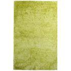 Fur Green Area Rug Rug Size: 6' x 9'