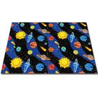 Solar System Area Rug Rug Size: Rectangle 8' x 12'