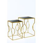 Set of 2 Clemence Side Tables