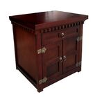 Rolfes 1 Drawer Nightstand