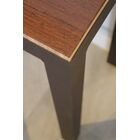 Sustain Bar Table Base Finish: Espresso, Top Finish: Havana