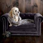 Darlene Dog Sofa Color: Gray