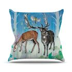 Glade Throw Pillow Size: 26
