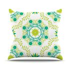 Let's Dance by Anneline Sophia Throw Pillow Size: 26'' H x 26'' W x 1