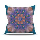 Whisker Lily by Michael Sussna Throw Pillow Size: 26