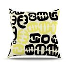 Oliver Throw Pillow Size: 26