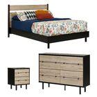 Bookout Queen Platform Configurable Bedroom Set