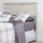 Avilla  Headboard Color: Winter Oak