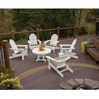Adirondack Sunbrella Seating Group with Cushions