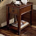 Fitzhugh End Table With Storage
