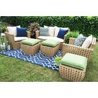 Bethany 6 Piece Sunbrella Sofa Set with Cushions