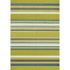 Island Breeze Windward Lime Area Rug Rug Size: Rectangle 5'3