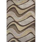 Timeless Metallic Visions Area Rug Rug Size: Rectangle 5'3